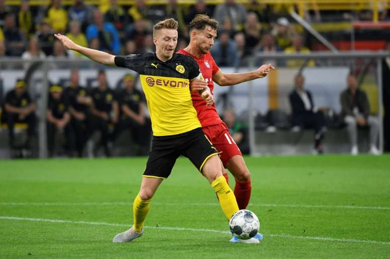 In-form Dortmund look to pile misery on embattled Bayern