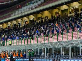 Italy 'closes door' on gradual reopening of stadiums amid virus threat. AFP