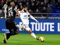 Lyon ready for 'game of season' with Barcelona after Guingamp win.