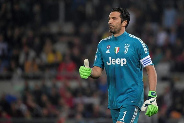Buffon anuncia último jogo na Juventus
