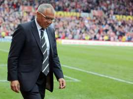 Magath joined Shandong midway through 2016 with the club fighting relegation. AFP