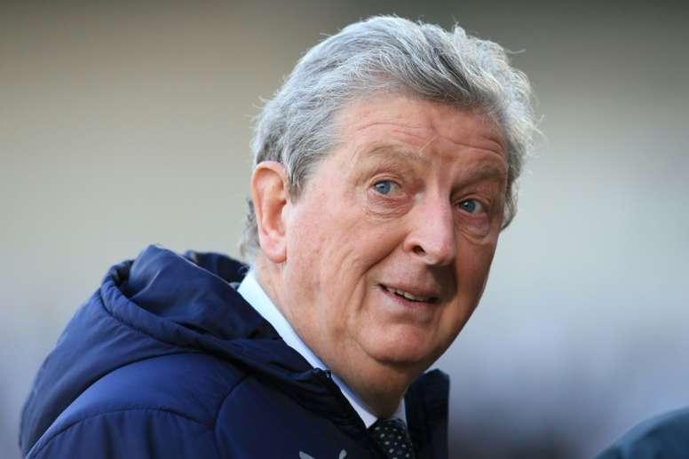 Nueva marca para Hodgson. AFP