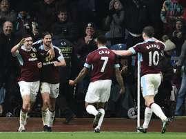 El Burnley competirá la próxima campaña en Premier League. AFP