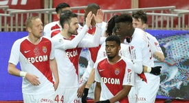 Fabregas off the mark for Monaco, more misery for Marseille.