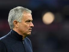 Mourinho backs Spurs for top-four Premier League finish. AFP