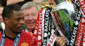 Ferguson se mostró en contra de la Superliga mundial. AFP
