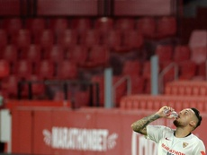 Sevilla on the cusp of Champions League qualification after Mallorca win. AFP