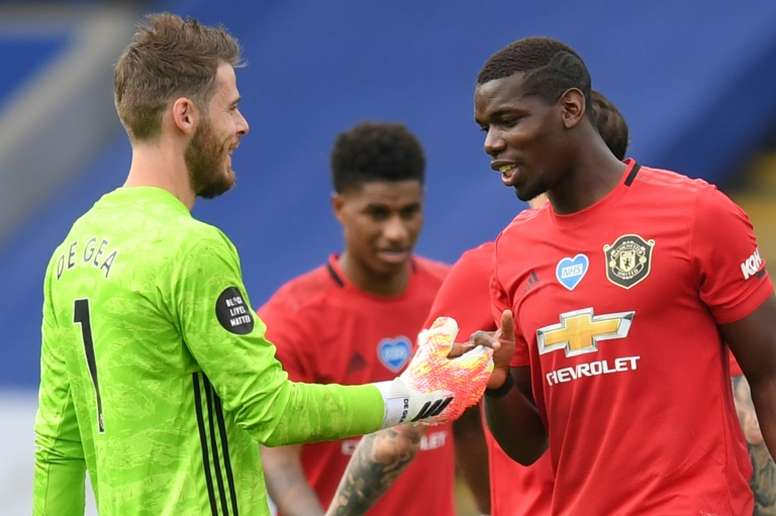 Man Utd made big money after qualifying for the Champions League. AFP
