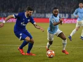 Tedesco hanging on as Schalke glumly head to Man City