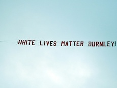 Change 'unstoppable', say football anti-racism campaigners after banner stunt. AFP