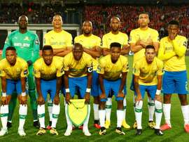 Mamelodi Sundowns made a losing start to the new season. AFP