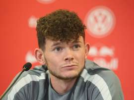 Leipzigs Scottish midfielder Oliver Burke, 19, has impressed so far in Germany with two assists and a goal in his eight league appearances