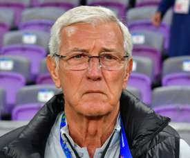Lippi has called for focus from his China side for the latter stages of the Asia Cup. AFP