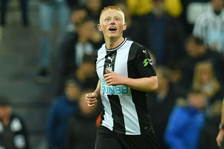Man Utd short on confidence, concedes Solskjaer after Newcastle loss. AFP
