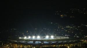 Napoli stadium to be named after Maradona. AFP