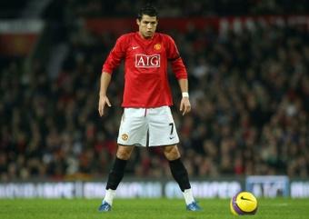 Todos esperan que Cristiano aporte su gen ganador al United. AFP/Archivo