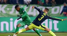 El héroe del Ludogorets podría jugar en la Premier League. AFP