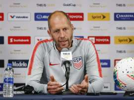 Gregg Berhalter has included new players in USA squad to face Costa Rica. AFP