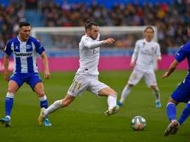 Real Madrid conhece os cinco adversários que pode ter nas oitavas. AFP