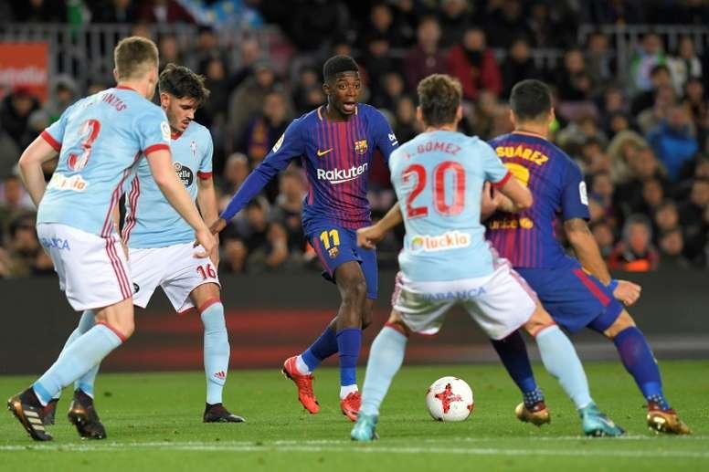 Copa del Rey quarter-finals. AFP