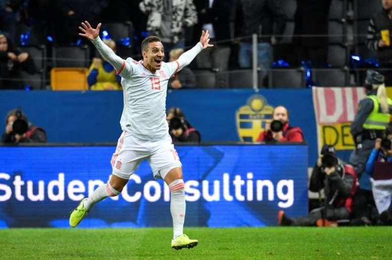 España firmó el billete a la Euro ante más de cinco millones de espectadores. AFP