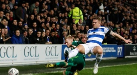 QPR 'appalled' by quick restart for English Championship. AFP