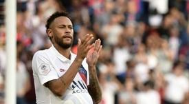 Neymar scored a stunning winner on his return to the PSG side