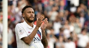 Neymar scored a stunning winner on his return to the PSG side