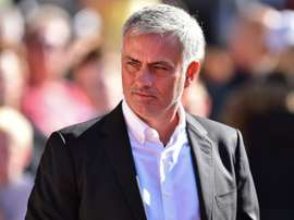 Mourinho habló sobre Lindelof. AFP