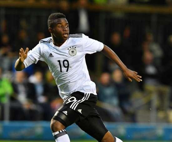 Löw pergunta por 'Messi Africano'. AFP