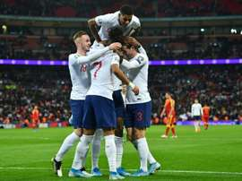 Will England look any different at Euro 2021? AFP