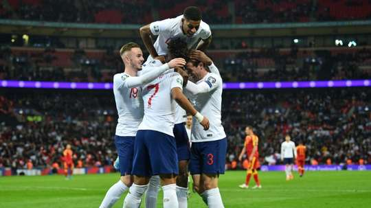 England will play Denmark in March at Wembley three months before Euro 2020. AFP