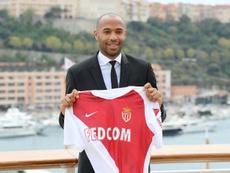 Henry returns to Monaco. AFP