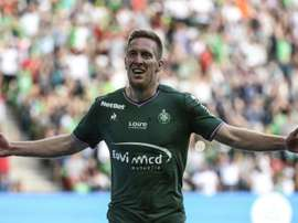 Beric scored twice in St. Etienne's win over Troyes. GOAL