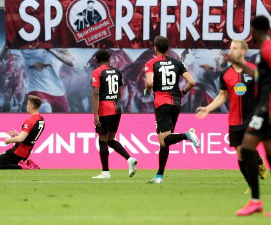 5 moments from the Bundesliga. AFP