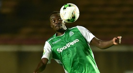 Gor Mahias won their game 4-0 on Wednesday. AFP