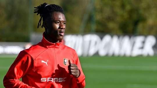 O Tottenham está interessado em Camavinga. AFP
