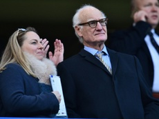 Chelsea chairman Bruce Buck has been firm with fans this week. AFP