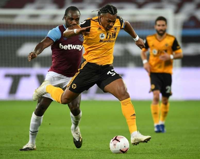 El Liverpool sigue pendiente de Adama Traoré. AFP