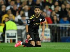 Man City's Mahrez reportedly has watches worth £300,000 stolen. AFP