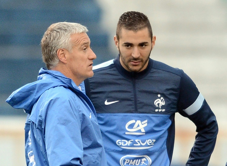 French Football president rules out Karim Benzema return