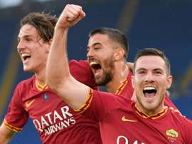 La Roma éloigne le PSG et la Juve de ses joueurs. AFP