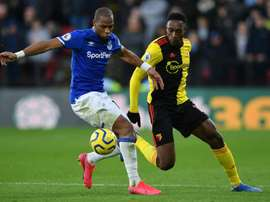 Monaco agree deal for Sidibe to extend Everton loan. AFP