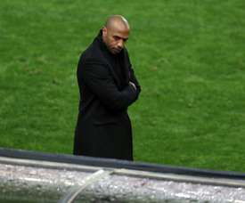 Thierry Henry is winless in five matches since taking over as Monaco boss. AFP