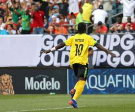 Mattocks penalty lifts Jamaica into third straight Gold Cup semis.