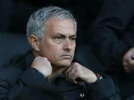 Mourinho quiere reforzar su defensa a toda costa. AFP