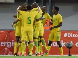Jogo entre África do Sul e Senegal será repetido. AFP