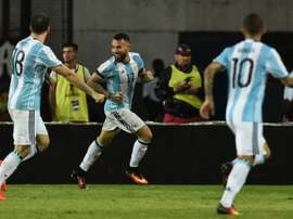 Argentina facing selection problems. AFP/Archivo
