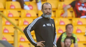 Nuno believes Wolves will keep their stars. AFP