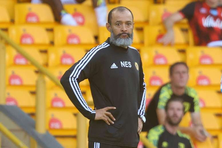 Wolves want Nuno to stay at the club until 2023. AFP